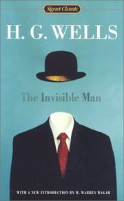 Cover of: The invisible man