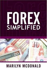 Cover of: Forex Simplified