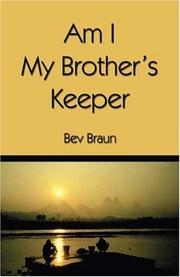 Cover of: Am I My Brother's Keeper