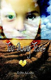 Cover of: Too Many Tears | Robin Adams