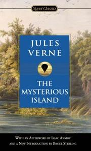 Cover of: The mysterious island by Jules Verne