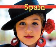 Cover of: Welcome to Spain (Welcome to the World) | Mary Berendes