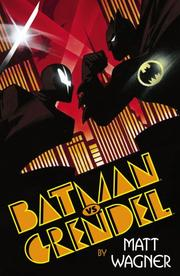 Cover of: Batman/Grendel