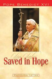 Cover of: Saved in Hope