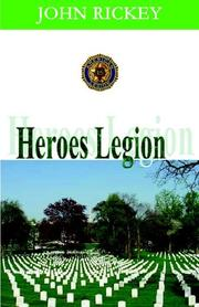 Cover of: Heroes Legion