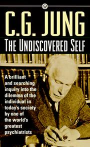 Cover of: The Undiscovered Self (Mentor)