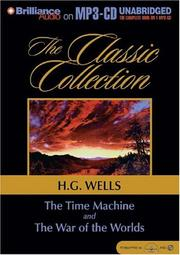 Cover of: The Time Machine & The War of the Worlds