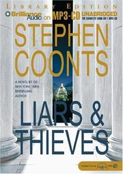 Cover of: Liars & Thieves (Tommy Carmellini)
