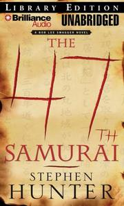 Cover of: 47th Samurai, The (Swagger)