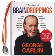 Cover of: BEST OF BRAIN DROPPINGS (Charming Petite Series)