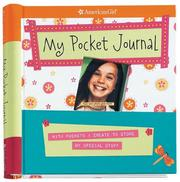 Cover of: My Pocket Journal | American Girl Editors