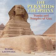 Cover of: The Pyramids The Sphinx