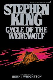Cover of: Cycle of the Werewolf