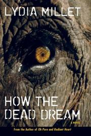 Cover of: How the dead dream: a novel