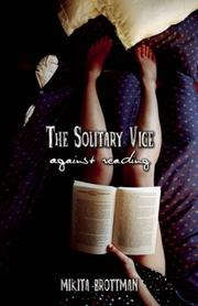 Cover of: The Solitary Vice
