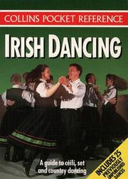 Cover of: Irish dancing