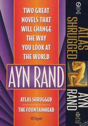 Cover of: Ayn Rand 2-copy set