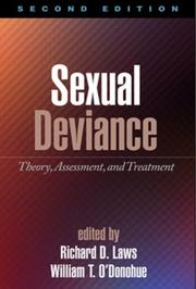Cover of: Sexual Deviance, Second Edition |