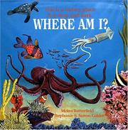 Cover of: Ocean: This Is a Watery Place. It Is Deep and Dark. (Where Am I? (Chrysalis Education))