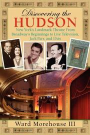 Cover of: Discovering the Hudson