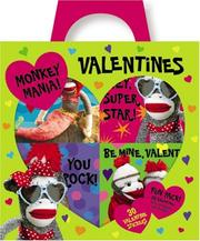 Cover of: Sock Monkey Valentine Fun Pack (Vp9)
