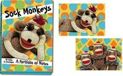 Cover of: Sock Monkey Notecard Portfolio (PF79)