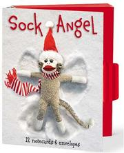 Cover of: HN16 - Sock Monkey Holiday Notecard Folio