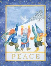 Cover of: Children in Snow Boxed Holiday Card (1018)