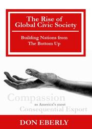 Cover of: The Rise of Global Civil Society