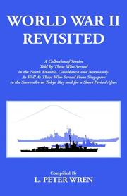 Cover of: World War II Revisited | L. Peter Wren