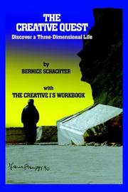 Cover of: The Creative Quest