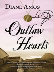 Cover of: Outlaw Hearts (Five Star Expressions) (Five Star Expressions) (Five Star Expressions) | Diane Amos