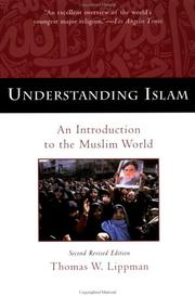 Cover of: Understanding Islam | Thomas W. Lippman