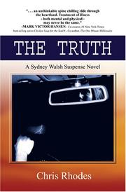 Cover of: The Truth | Chris Rhodes