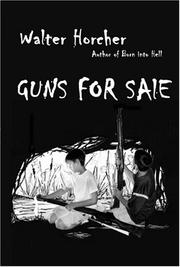 Cover of: Guns For Sale