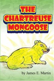 Cover of: The Chartreuse Mongoose