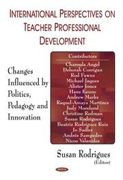Cover of: International Perspectives On Teacher Professional Development