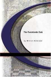 Cover of: The Parentiside Club