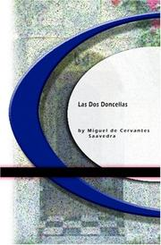 Cover of: Las dos doncellas