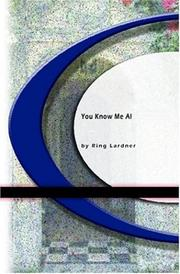 Cover of: You Know Me Al