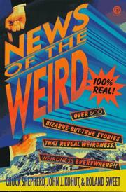 Cover of: News of the weird