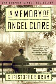Cover of: In memory of Angel Clare