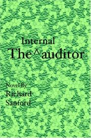 Cover of: The Internal Auditor