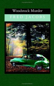 Cover of: Woodstock Murder | Fred Jacobs