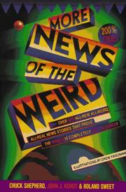 Cover of: More news of the weird