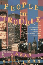 Cover of: People in trouble | Sarah Schulman