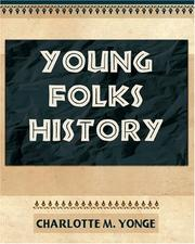 Cover of: Young Folks\' History of England