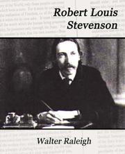 Cover of: Robert Louis Stevenson