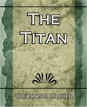 Cover of: The Titan - 1914 -