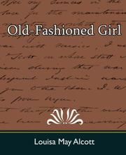 Cover of: Old-Fashioned Girl